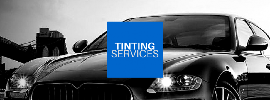 Highland Auto Body Tinting Services